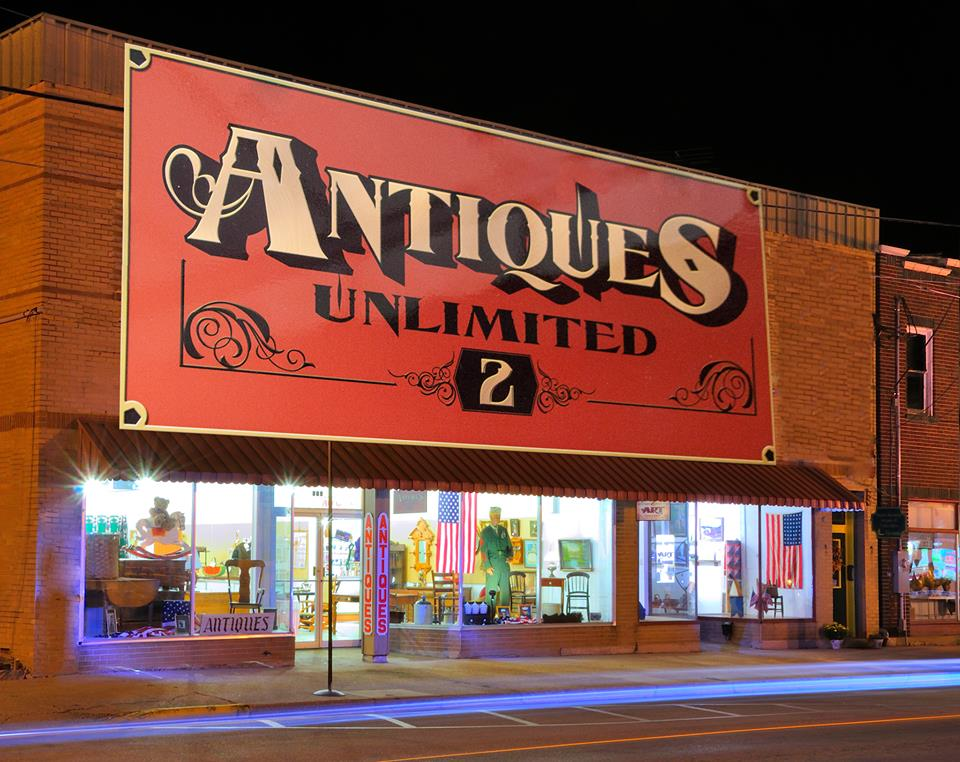 Antiques Unlimited
